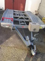 rimorchio porta auto usato carrello rimorchio trasporto auto 27q li usato