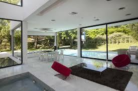 Open Modern Floor Plans House Plan Water Feature Open Plan Living Space Modern House In