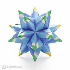 cara membuat origami kusudama origami modular ball diagrams psychologyarticles info