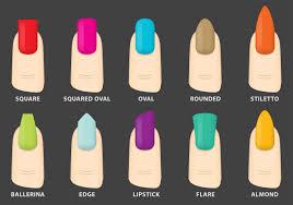 nail shapes and designs gallery nail art designs