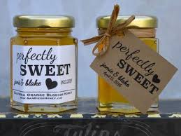 honey favors wedding party corporate favors san diego honey company