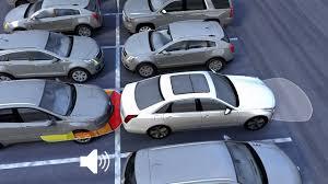 lexus ls park assist how automatic parking assist works cadillac youtube
