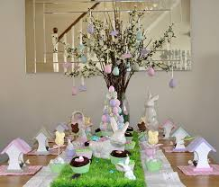 table decorations for easter 33 diy easter table settings to try at home