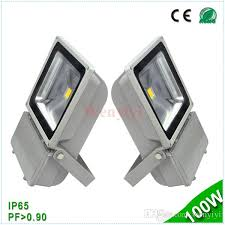 reflector led 100w led floodlight landscape flood lights wall wash