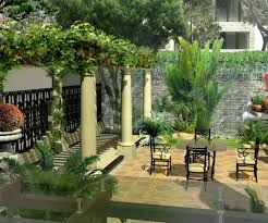 homes with interior courtyards garden houses designs interior design of turf pond house ideas with
