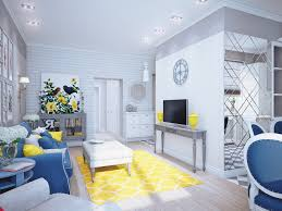 Blue And Yellow Bedroom by Yellow And Grey And Blue Bedroom Fresh Bedrooms Decor Ideas