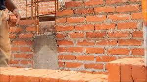 pare de matec tijolo maciço