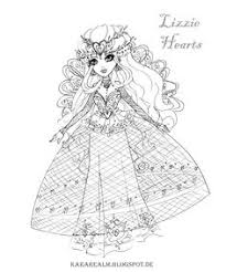 fashion design coloring pages kara realm ever after high coloring pages fashion coloring