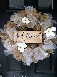 wedding wreaths best 25 bridal wreaths ideas on wedding door