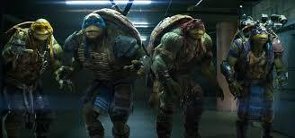 teenage mutant ninja turtles 2 photos reveal surprise
