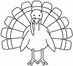 turkey coloring pages for preschoolers eson me