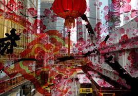 Lunar New Year Decorations Idea by Hong Kong Decoration For The Lunar New Year Of The Snake