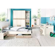 ensemble chambre enfant ensemble chambre à coucher enfant lit armoire 3 portes bureau