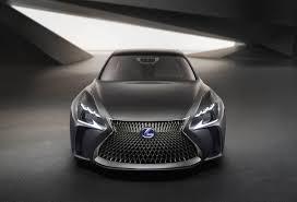 lexus van lexus bepaalt de toekomst van de high end performance limousine