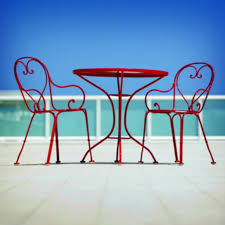 Wrought Iron Patio Table And Chairs 10 New Ways To Think About Wrought Iron For The Garden Or Patio