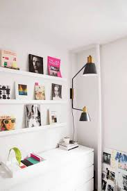 How To Live In A Small Space Home Decor Inspiration Display Book Shelf A Side Of Vogue