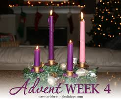 advent candle lighting order advent week 4 scripture reading music and candle lighting