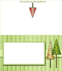 Christmas Table Decoration Templates by Free Printable Christmas Tree Place Cards Free Holiday
