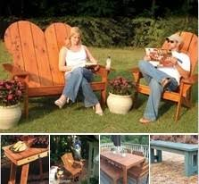 Free Plans For Garden Furniture by Free Diy Outdoor Furniture Plans Download Free Plans And Do It