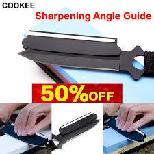 new professional knife sharpener angle guide for whetstone