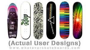design a custom skateboard or custom longboard whatever skateboards - Skateboard Designen