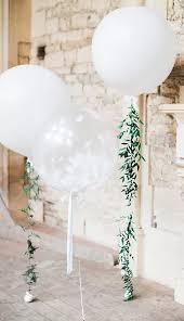 oversize balloons balloons weddings events the balloon company