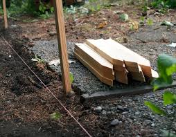 diy backyard fence part 1 home improvement projects to inspire