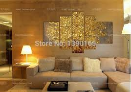 Gold Wall Decor by New 80 Gold Wall Decor Decorating Design Of Best 25 Gold Wall