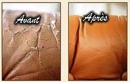 renovation cuir canapé restauration réparation rénovation et repigmentation des cuirs
