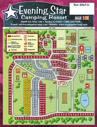 Bloomington Illinois Map by Campground Map