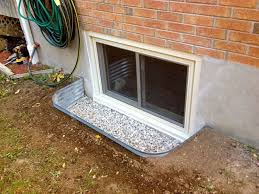 basement window well basement window how to install a window well basements