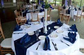 blue ideas decor for wedding party decorating of party
