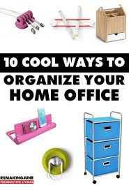 10 cool ways to organize your home office momskoop