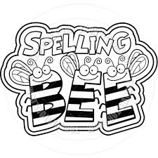 spelling bee coloring pages page 1 spelling bee coloring page in