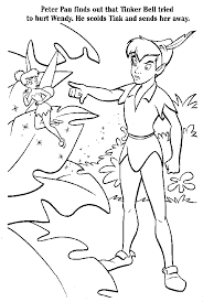tinkerbell colouring pictures print tinkerbell colouring