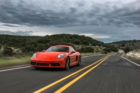 Porsche Boxster 718 - the porsche 718 boxster s and cayman s u2014racing technology meets the