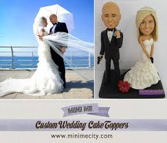 wedding gift or check personalized caketopper for your wedding day check out mini me