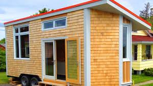 Tiny Home Design by The Harmony House From Full Moon Tiny Shelters Tiny House Design