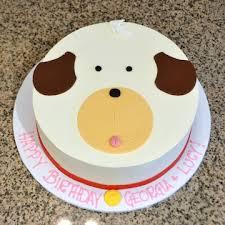 Dog Kids Birthday Cake Sugarland Raleigh Chapel Hill Cake Walk