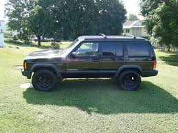 jeep cherokee black shawn flair 2000 jeep cherokeesport 2d specs photos modification