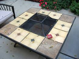 wood burning fire table how to install a propane fire pit