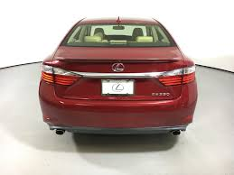 price of a 2013 lexus es 350 2013 used lexus es 350 4dr sedan at mini of tempe az iid 16739261