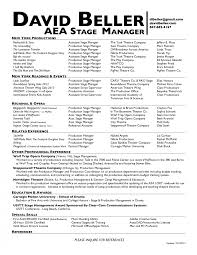 cover letter production manager resume samples samples of