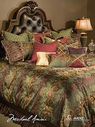 Aico Furniture Bedroom Sets by Queen Anne Luxury Bedding Sets By Aico Furniture
