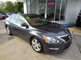 nissan altima headlights import auto u0026 truck inc 2013 nissan altima 3 5 sl chattanooga tn