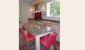 table cuisine sur mesure table cuisine sur mesure ilot cuisine sur mesure modele