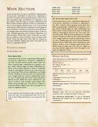 latex project report template big list showcase of beautiful typography done in tex friends d d 5e latex template