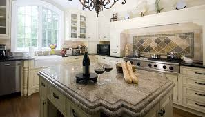 granite countertops with white cabinets antique white kitchen cabinets with granite countertops antique