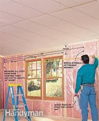 How To Hang Drywall On Ceiling By Yourself by How To Hang Drywall Like A Pro U2014 The Family Handyman