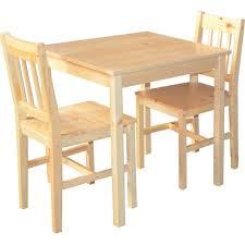 table de cuisine en pin massif 2 chaise palerme achat vente